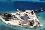Китай завершает строительство искусственного острова в Южно-Китайском море