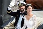 Шведский принц женился на бывшей звезде реалити-шоу