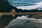 За полярным кругом Норвегии открылась самая большая в мире сауна