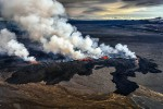 Ученые обеспокоены последствиями извержения вулкана Баурдарбунга