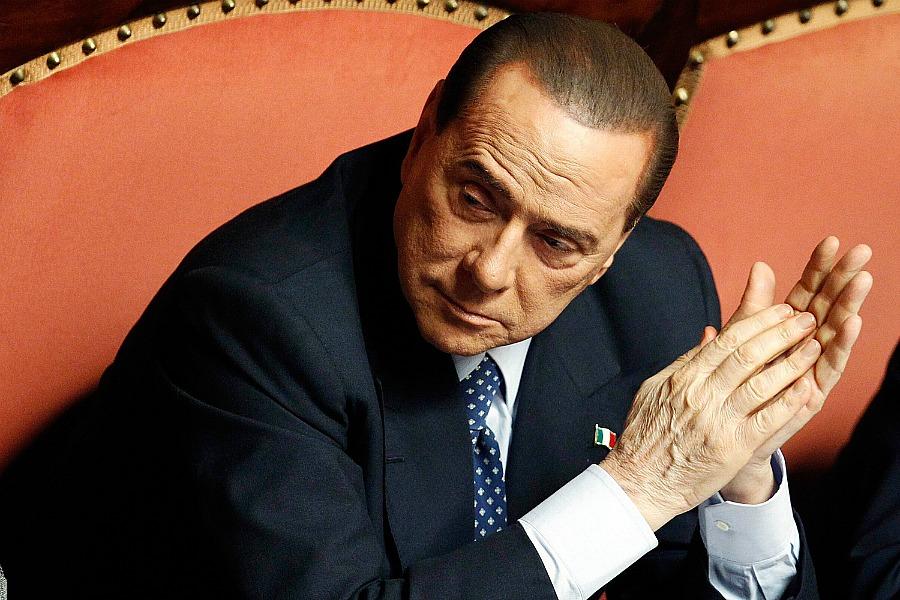 Сильвио Берлускони фото