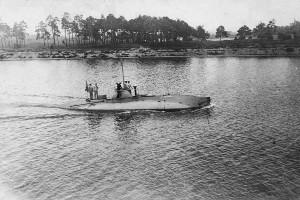 Русская подводная лодка «Пескарь» типа «Сом», совпадающая по размерам и времени спуска на воду (1905 г.) с найденной на шведском дне (фото)