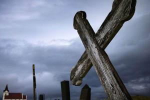 Исландский крест (фото)