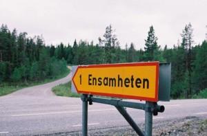 Шведская деревня Одиночество (фото)