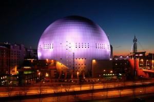 Globe Arena, Стокгольм - место проведения Евровидения 2016 (фото)