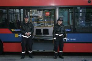 Полиция Осло (фото)