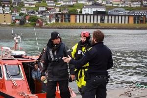 Арест волонтера Sea Shepherd (фото)