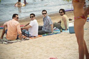 Сексизм на пляже (фото)
