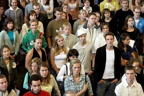 Датские студенты (фото)