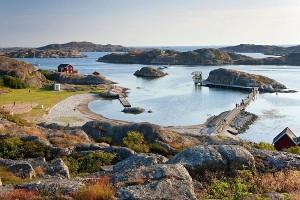 Остров Чёрн, Швеция (фото)