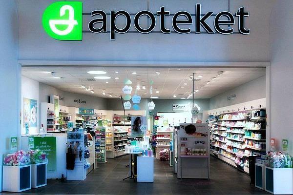 Аптека Apoteket