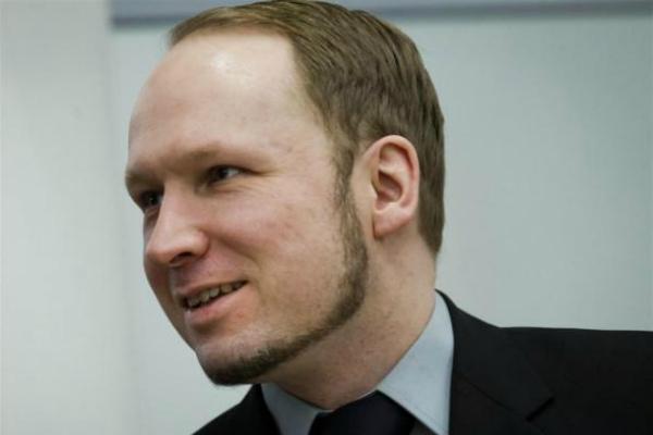 Будущий политолог Андерс Беринг Брейвик