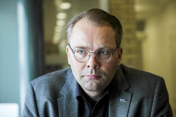 Министр обороны Финляндии Юсси Ниинисто
