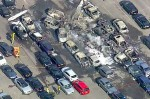 В авиакатастрофе на юге Англии погибли родственники бен Ладена