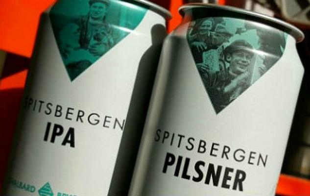 Самое северное пиво в мире Spitsbergen IPA