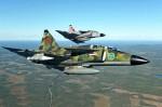 ВВС Швеции и Дании совершили полет над российским небом
