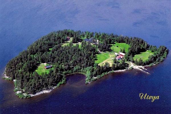Остров Утойя