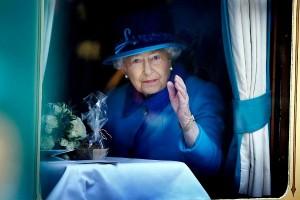Королева Елизавета II, 9 сентября 2015 года