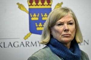 Тора Холст, главный прокурор Стокгольмской международной прокуратуры