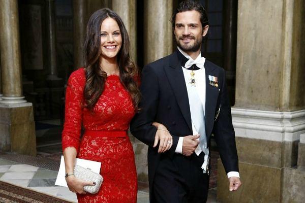 Принц Карл Филипп и принцесса София