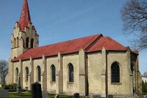 Проданная за одну шведскую крону церковь в Ландскруна