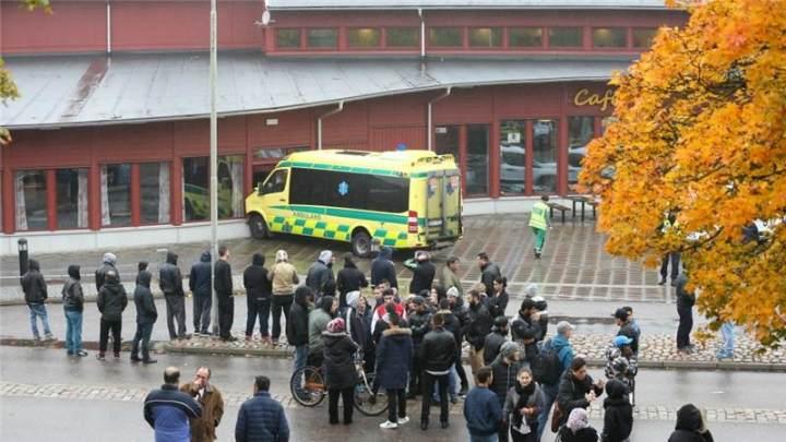 Нападение на шведскую школу в Тролльхеттане