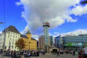 Центр Осло