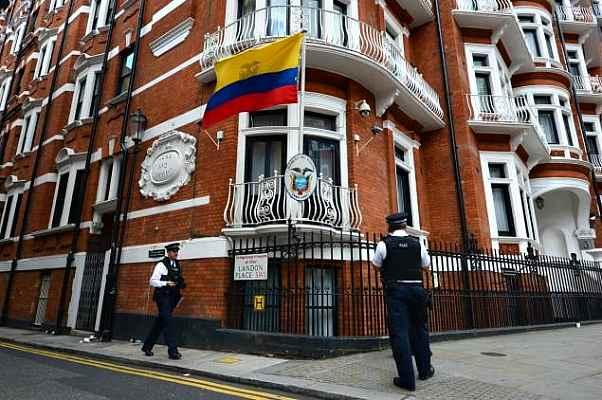Слежка за Ассанжем обходилась лондонской казне в 10 миллионов фунтов стерлингов в год