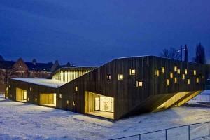 Детский сад в Осло