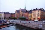 Стокгольм занял третье место в списке городов с лучшей репутацией