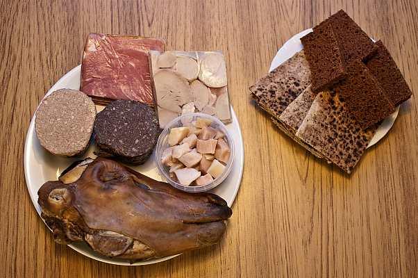 Исландские деликатесы