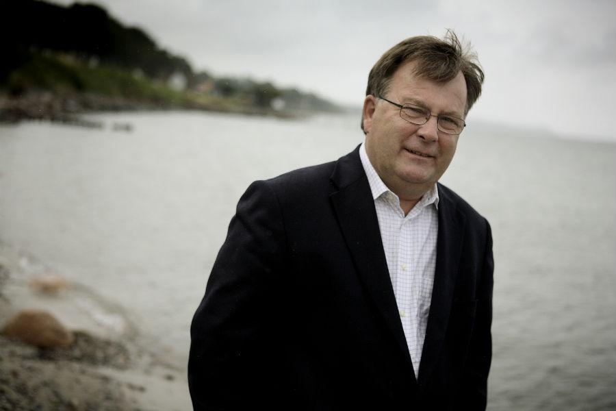 Министр финансов Дании Клаус Хъорт Фредериксен