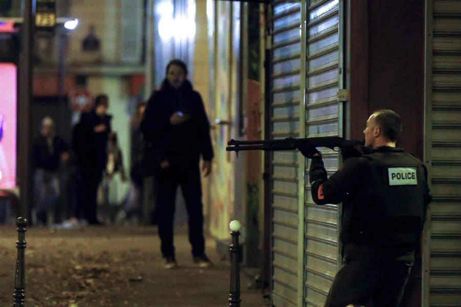 Атака молодых европейских джихадистов на Париж 13 ноября 2015 года