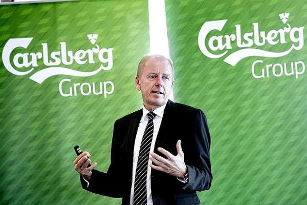 Главный управляющий Carlsberg Кеес т'Харт