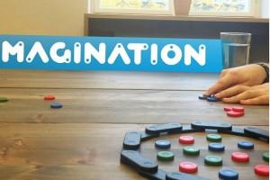 Игра с магнитами Magination