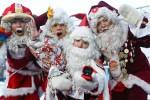 Санта-Клаус из Гонконга стал лучшим Сантой в мире