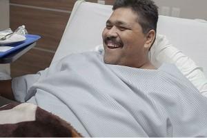 Андрес Морено, самый толстый человек в мире