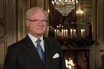 Рождественская речь короля Швеции коснулась глобальных проблем