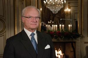 Король Швеции Карл XVI Густав