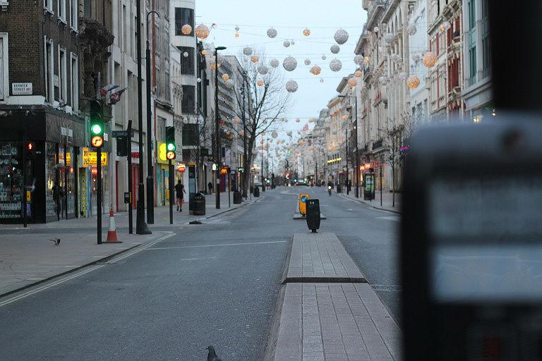 Оксфорд-стрит, Лондон