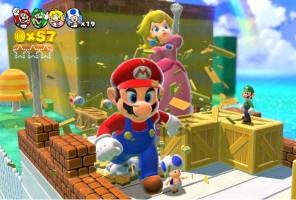 Скриншот из игры Super Mario 3D World