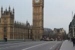 Как выглядит Лондон в утренний час пик на Рождество? (фото)