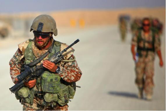 Дания является активным членом коалиции против ИГ