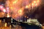 Новогодняя ночь в отелях столицы Шотландии — самая дорогая в Европе