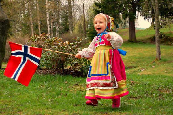 Норвегия — лучшая страна в мире