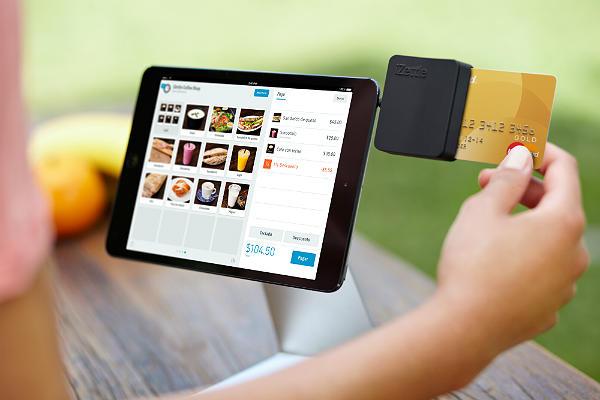 Мобильный платеж iZettle