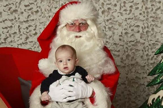 Принц Николас и Санта-Клаус