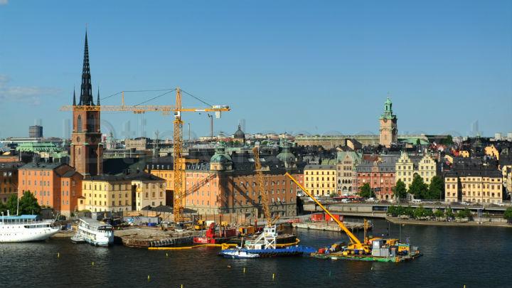 В Стокгольме появятся новые дома