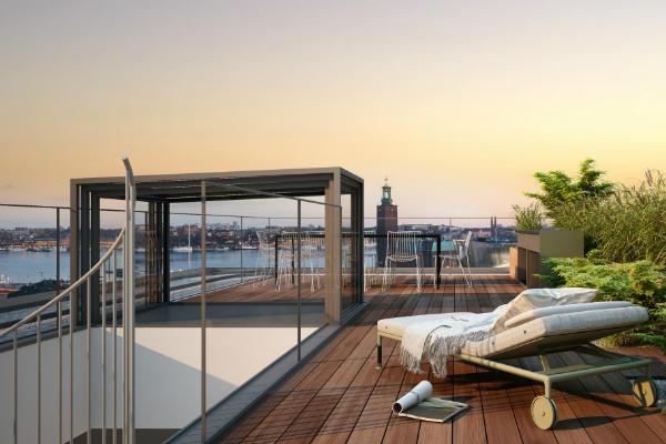Самая дорогая квартира в Швеции