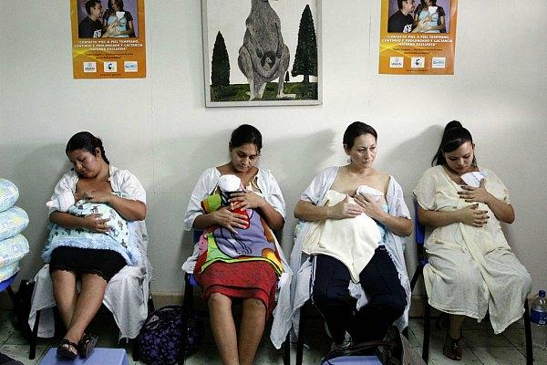 Около 96% беременных в 2015 году сальвадорских женщин имели контакт с носителями вируса Зика
